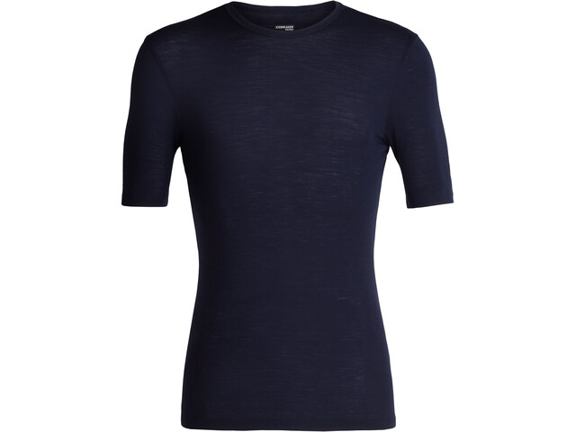 Icebreaker 175 Everyday SS Crew Top Men midnight navy